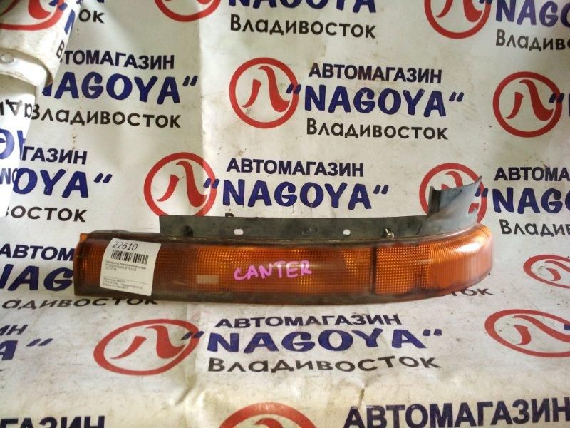 Повторитель бамперный Mitsubishi Canter FB501B передний правый 210-87074
