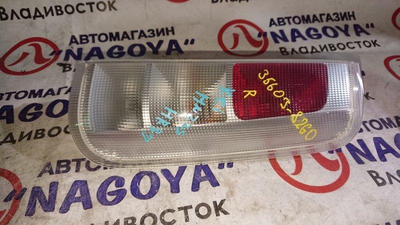 Стоп-сигнал Suzuki Kei HN22S задний правый 35603-82G0