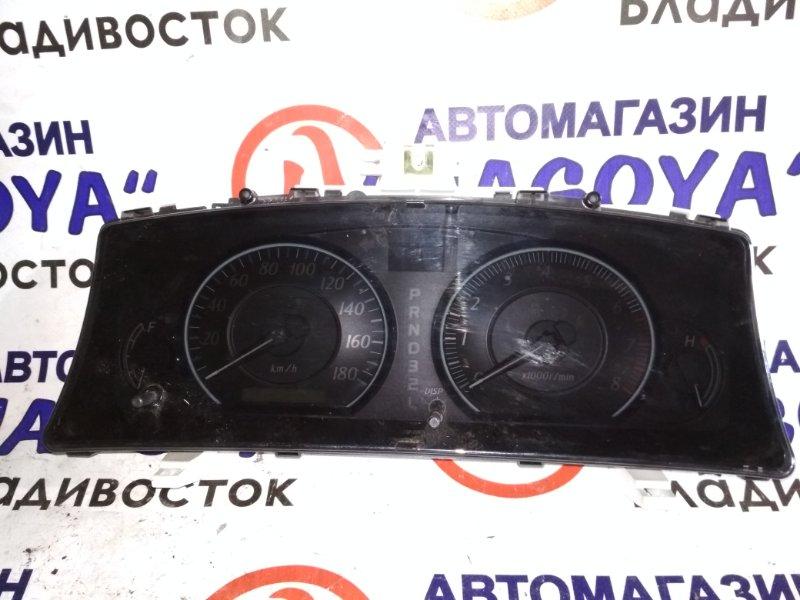 Спидометр Toyota Corolla ZZE124 1ZZ-FE 83800-12A40