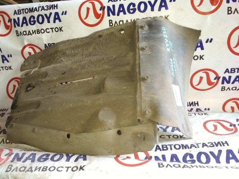 Брызговик Toyota Dyna RZY230 передний правый