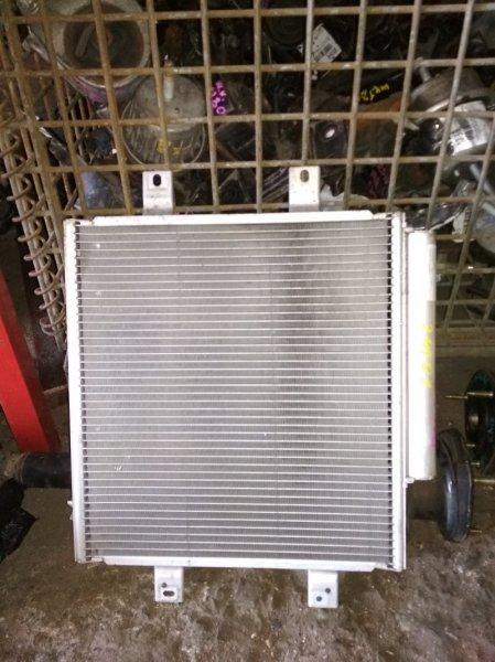 Радиатор кондиционера Toyota Passo KGC30