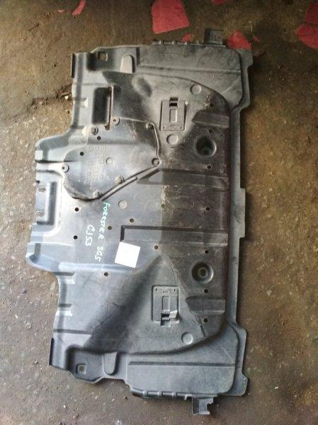 Защита двигателя Subaru Forester SG5 передняя