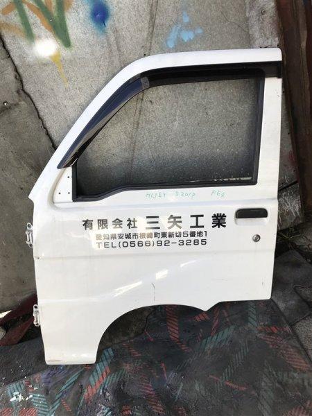 Дверь Daihatsu Hijet S201P передняя левая TRUCK