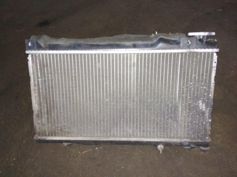 Радиатор основной Subaru Sambar TV2 EN07 A/T