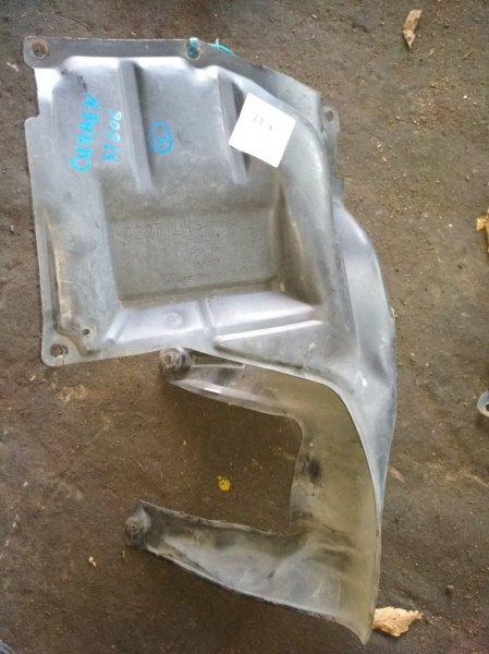 Защита двигателя Toyota Curren ST206 передняя левая