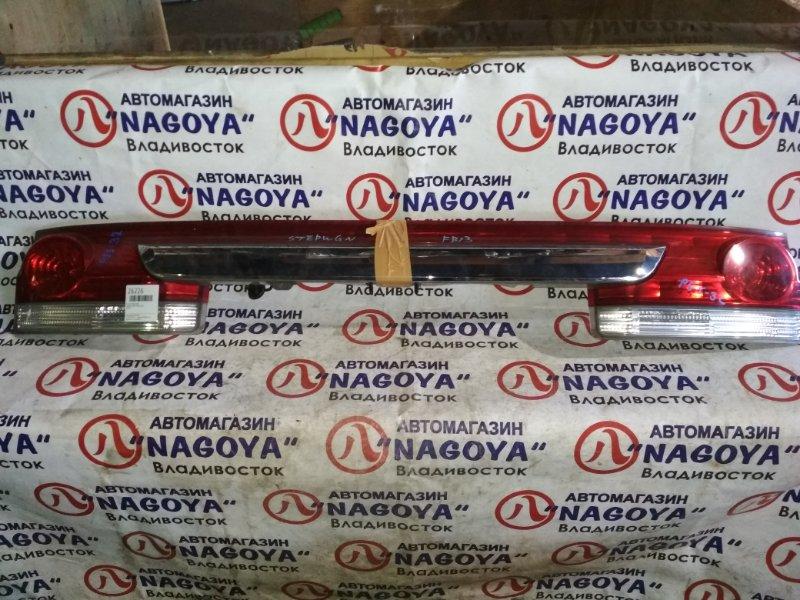 Стоп-вставка Honda Step Wagon RG1 задняя R5532