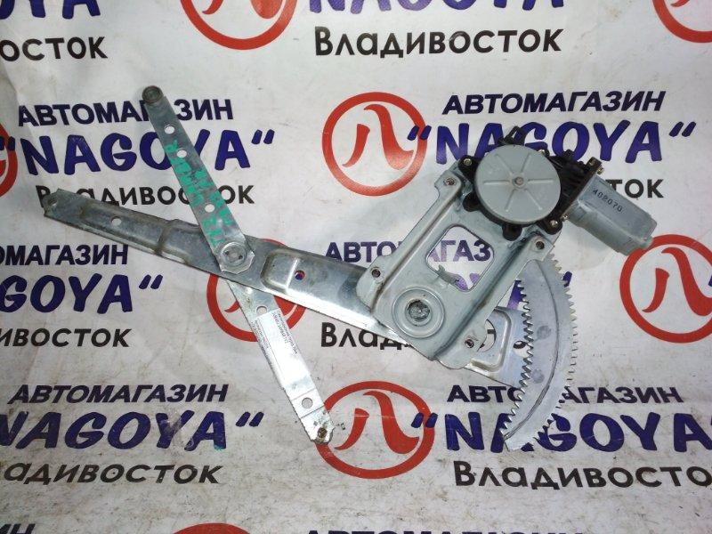 Стеклоподъемник Subaru Sambar TV2 передний правый