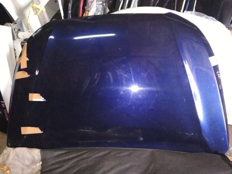 Капот Subaru Xv GP7 передний