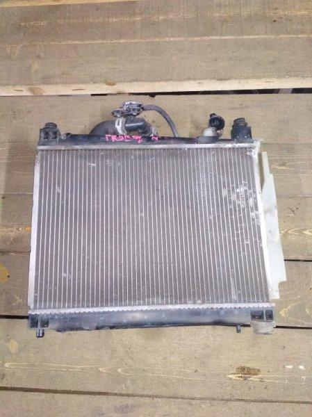 Радиатор основной Toyota Probox NCP51 1NZ-FE M/T