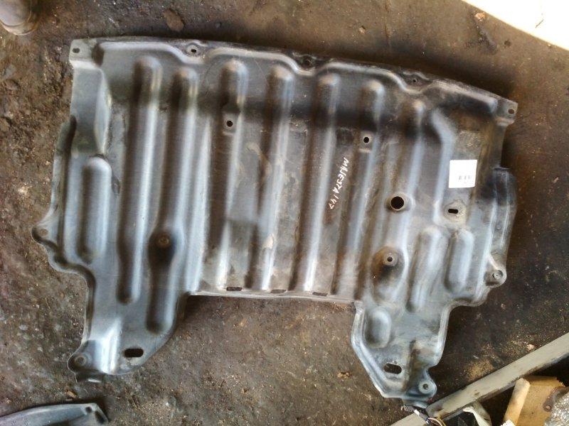 Защита двигателя Toyota Crown Majesta JZS147
