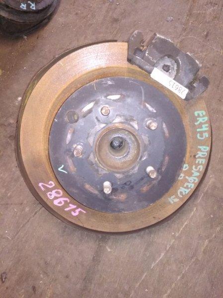 Ступица Nissan Presage TU31 задняя правая ABS
