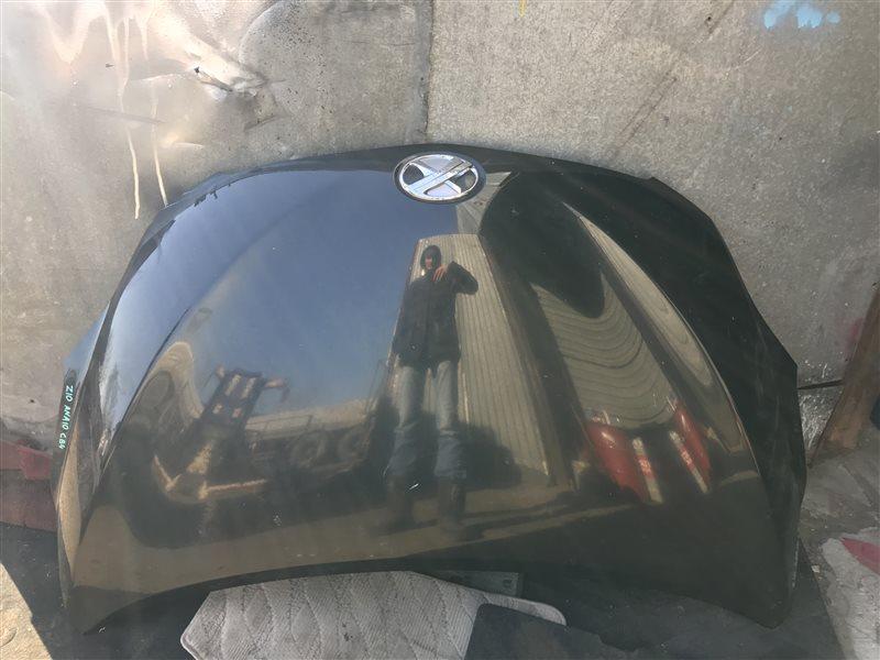Капот Toyota Mark X Zio ANA10 передний