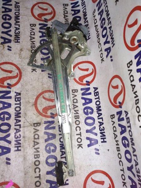 Стеклоподъемник Toyota Mark X Zio ANA10 передний правый