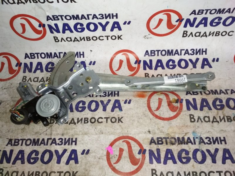Стеклоподъемник Suzuki Alto Lapin HE21S передний правый