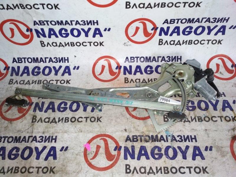 Стеклоподъемник Toyota Mark X Zio ANA10 передний левый