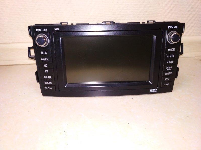Монитор Toyota Blade AZE156 86100-12851