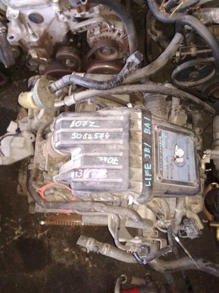 Двигатель Honda Life JB1 E07Z 5082574