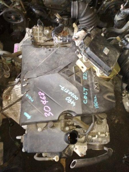 Двигатель Mitsubishi Colt Z21A 4A90 0020517