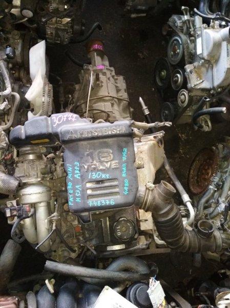 Двигатель Mitsubishi Pajero Mini H53A 4A30 748376