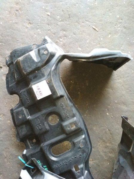 Защита двигателя Toyota Ractis NCP120 передняя левая