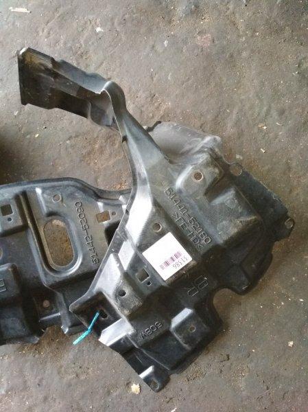 Защита двигателя Toyota Ractis NCP120 передняя правая