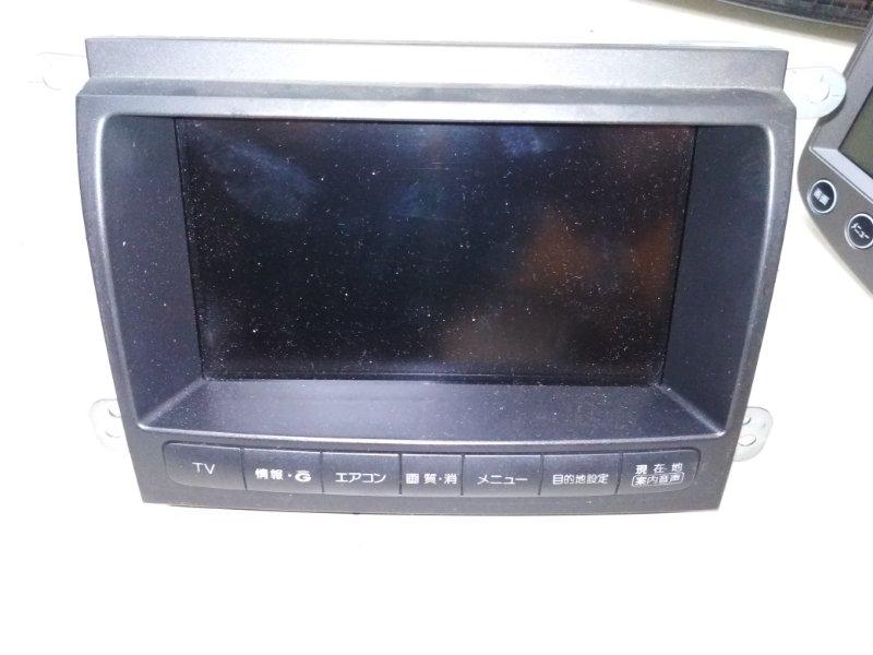 Монитор Toyota Markii JZX110 86110-22081