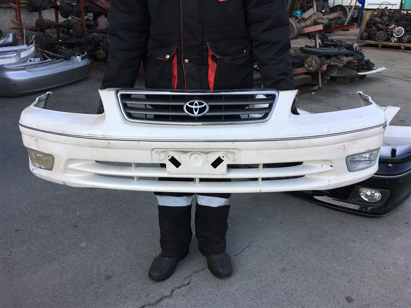 Бампер Toyota Camry Gracia SXV20 передний 2 MODEL