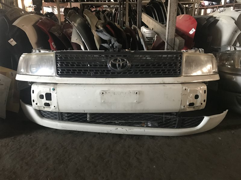 Nose cut Toyota Probox NCP55 1NZ-FE передний 52075