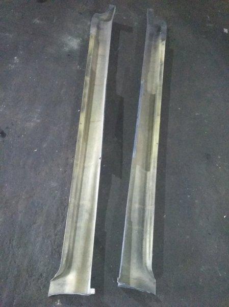 Порог Nissan Fuga PY50 левый