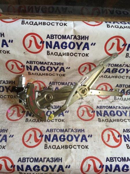 Стеклоподъемник Toyota Toyo Ace KDY221 передний левый 12 VOLT