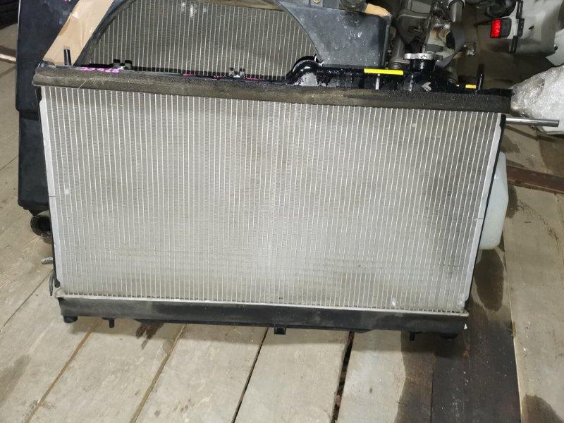 Радиатор основной Subaru Exiga YAM FB25 A/T