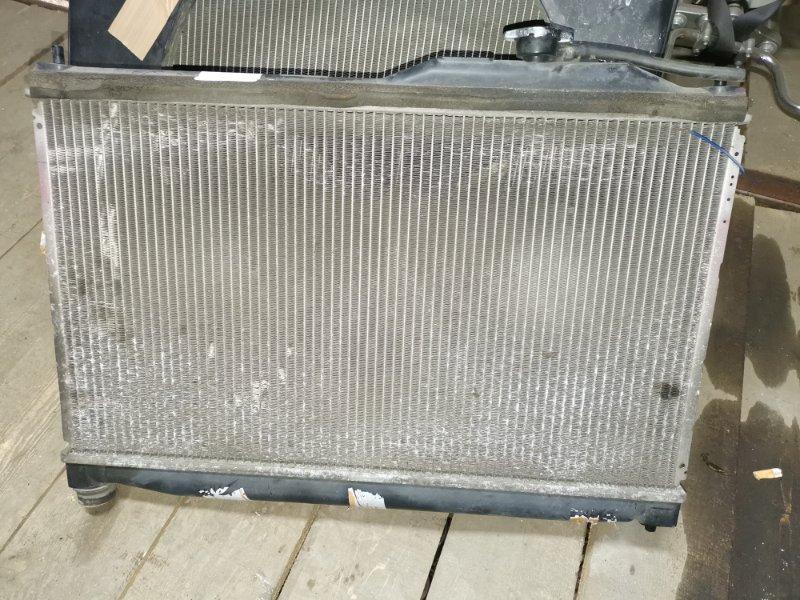Радиатор основной Honda S2000 AP1 F20C M/T