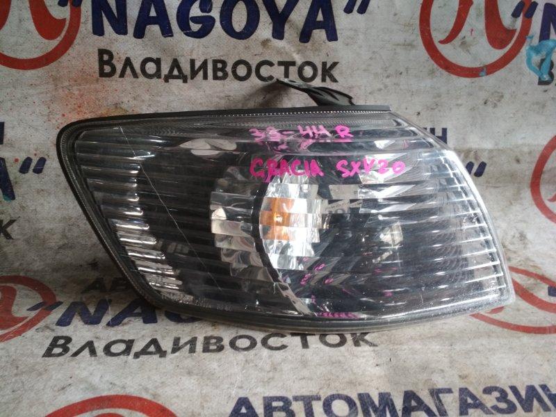 Габарит Toyota Camry Gracia SXV20 передний правый 3344
