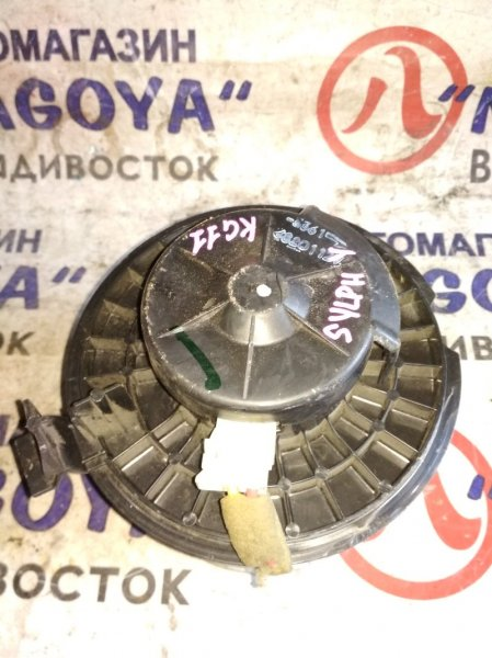 Мотор печки Nissan Bluebird Sylphy KG11