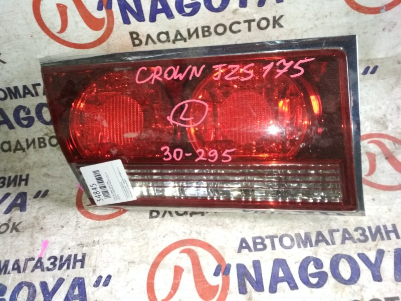 Стоп-вставка Toyota Crown Athlete JZS175 задняя левая 30295