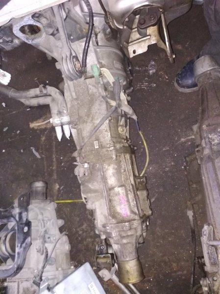 Мкпп Subaru Legacy B4 BL5 EJ20T TY757VBCBB