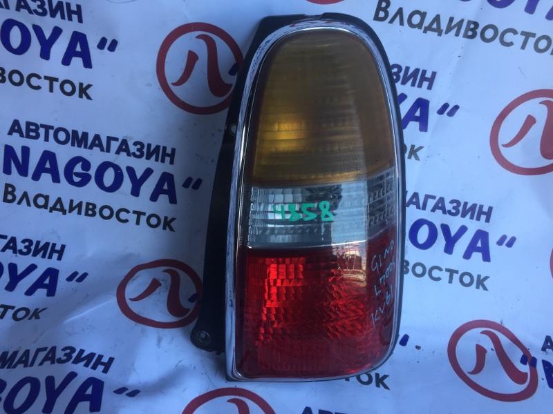 Стоп-сигнал Daihatsu Mira Gino L700S задний правый 4858