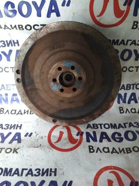 Маховик Nissan Presea R10 GA15DS