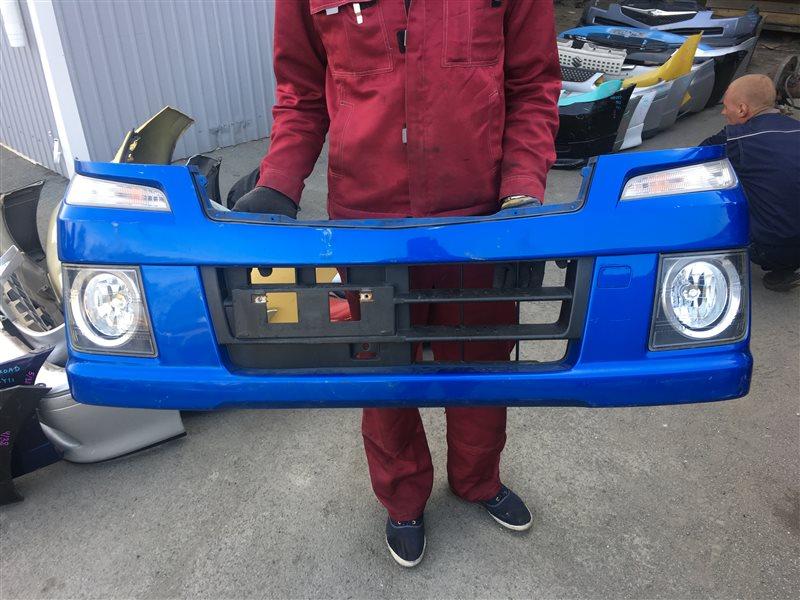 Бампер Subaru Stella RN1 передний