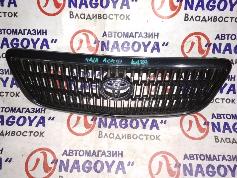 Решетка Toyota Gaia ACM10 передняя 2 MODEL