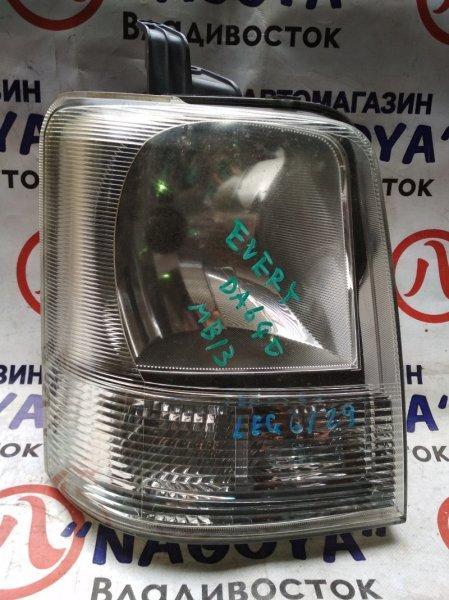Фара Suzuki Every DA64V передняя правая LE04G6129