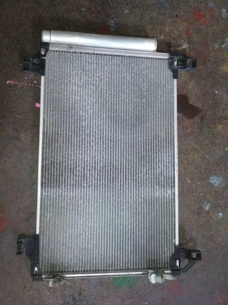 Радиатор кондиционера Toyota Spade NCP141