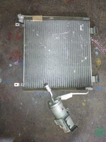 Радиатор кондиционера Suzuki Alto Lapin HE21S