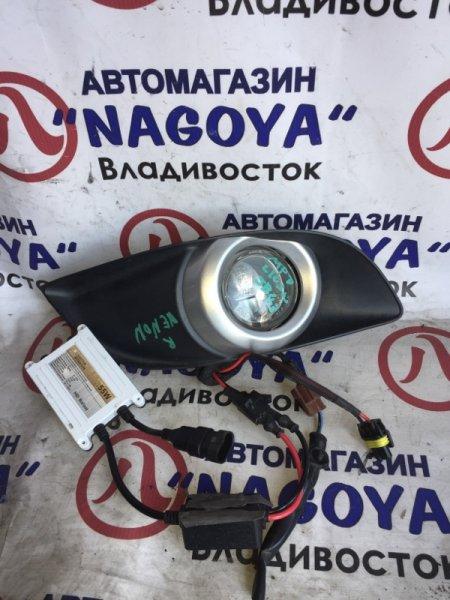 Туманка Mazda Mpv LW3W передняя правая 114-61009