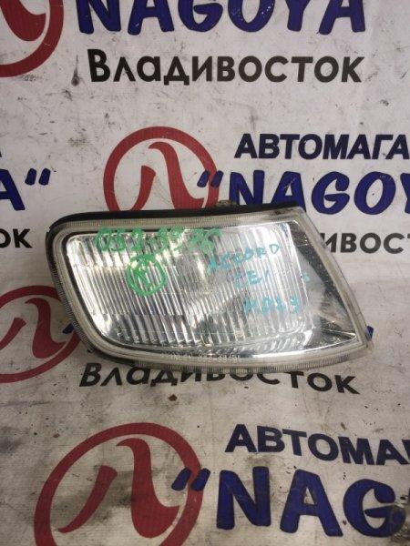Габарит Honda Accord CE1 передний правый 052-3976