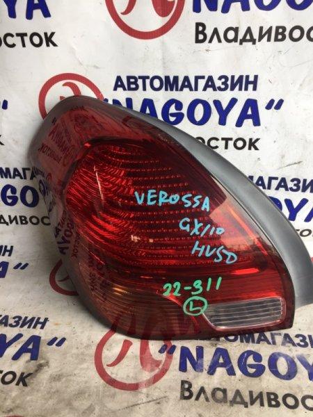 Стоп-сигнал Toyota Verossa GX110 задний левый 22311