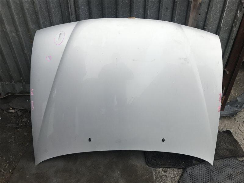 Капот Nissan Sunny FB14 передний 1 MODEL