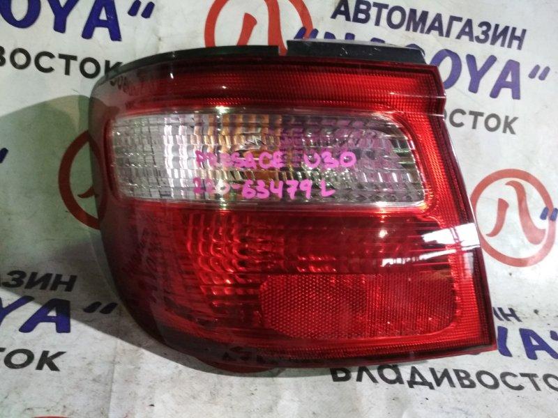 Стоп-сигнал Nissan Presage U30 задний левый 220-63479
