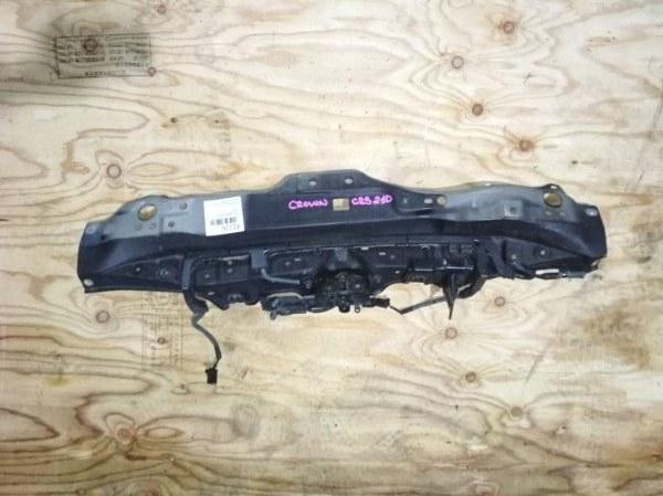 Планка телевизора Toyota Crown GRS210 передняя верхняя