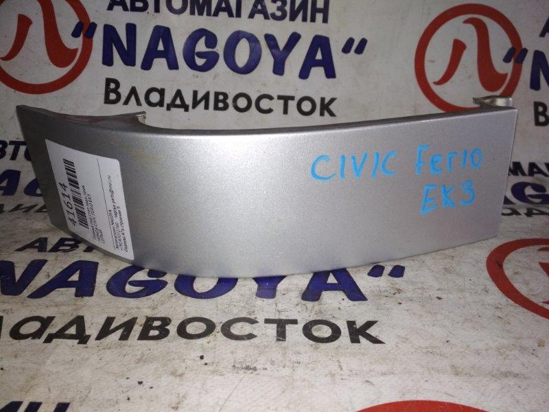 Планка под стоп Honda Civic Ferio EK3 задняя правая